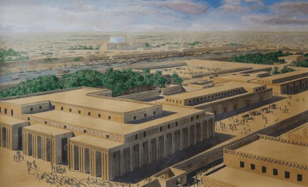 Sociedade e Economia na Mesopotâmia