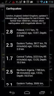 eWeather HD, Radar HD, Alerts v5.7.1