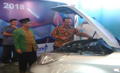 MUSI GAS LAUNCHING KESIAPAN MENYAMBUT ASIAN GAMES 2018
