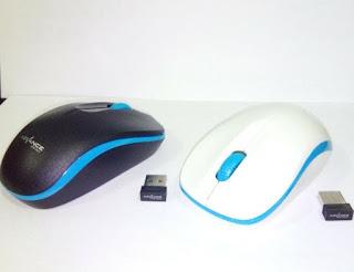 Mouse Wireless Slim - Advance 502
