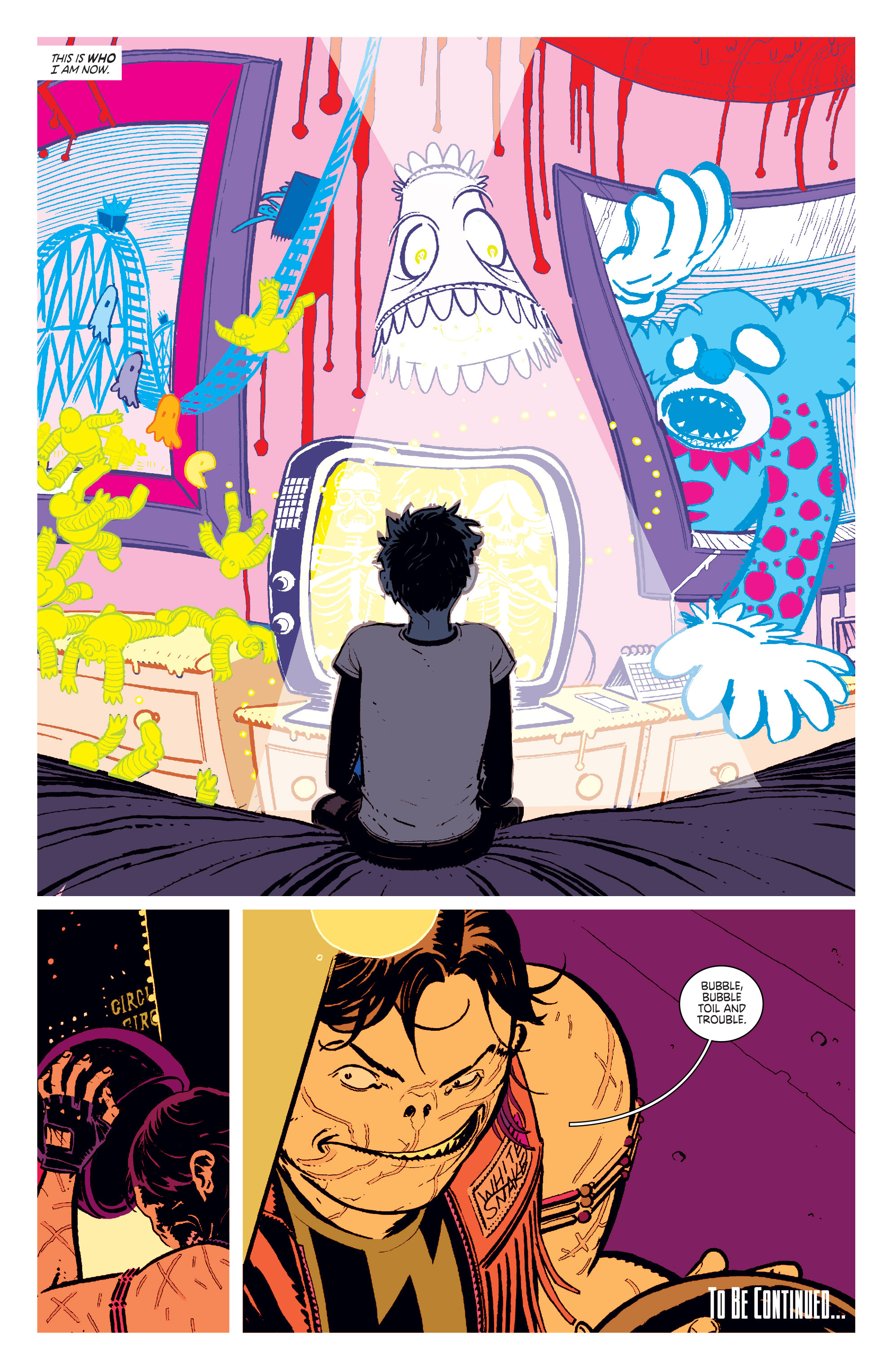 Read online Deadly Class comic -  Issue #4 - 24