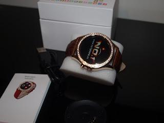 Análise Smartwatch No.1 D2 5