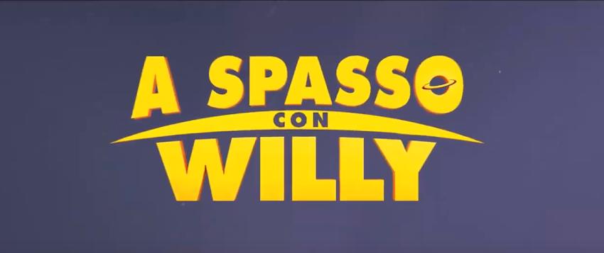 A SPASSO CON WILLY - Trailer Ufficiale - Dal 18 aprile al cinema