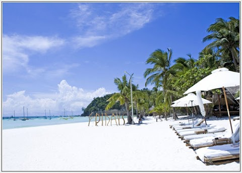 Welcome to Boracay Beach Resorts Philippines