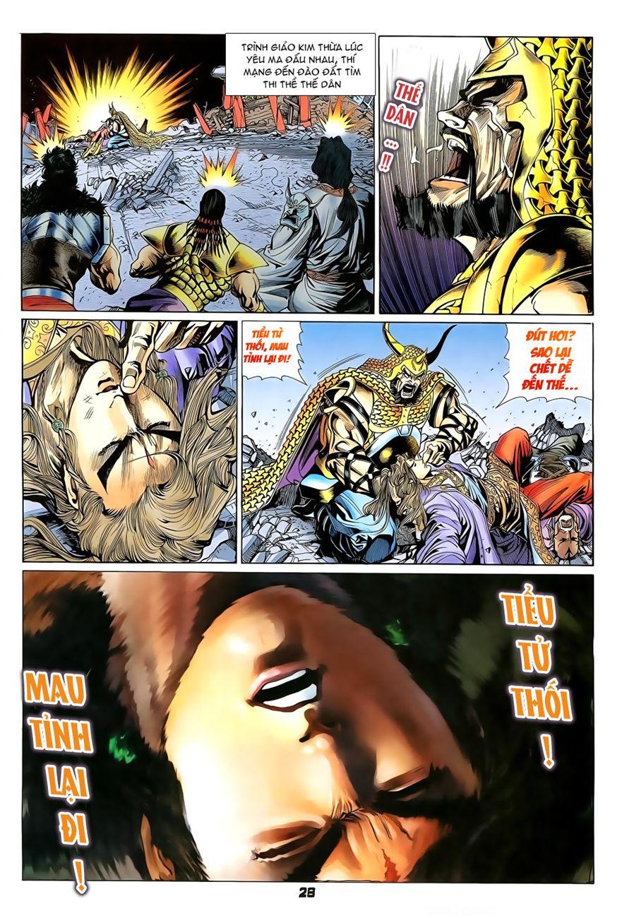 Đại Đường Uy Long chapter 79 trang 34