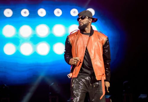After posting $100,000 R.Kelly released Bail