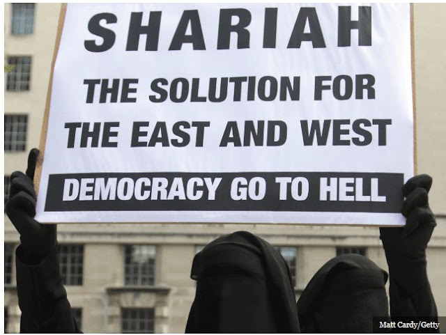 Shariah for East and West