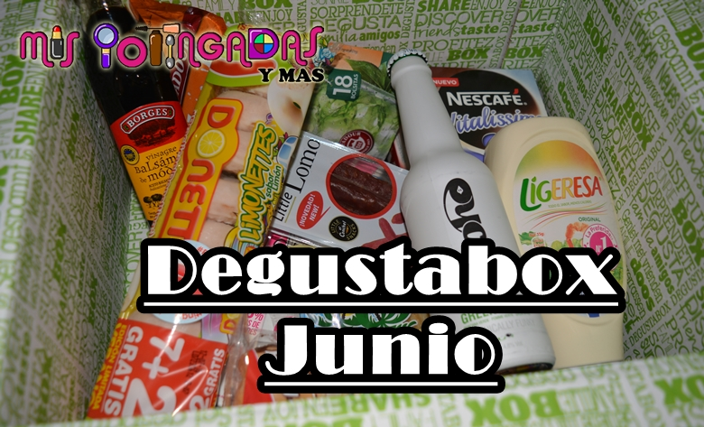 Degustabox | Junio 16 | Colaboraci�n