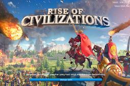 Baru Rise of Civilizations: Game Strategi Terbaik Selain Game Clash of Clans Fix