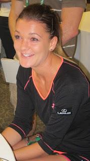 Radwanska, Venus top Stanford acceptance list