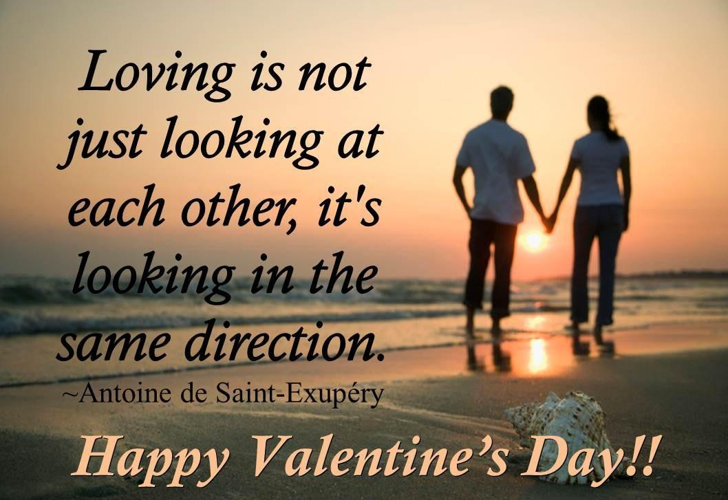 Wishing For Many More Wishes Happy Valentine S Day 2017 Quotes