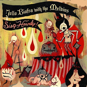 Jello Biafra with the Melvins' Sieg Howdy!