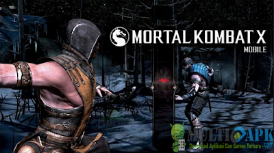 Game Mortal Kombat X Terbaru Versi 1.8.1 Apk Mod Unlimited All GPU For Android