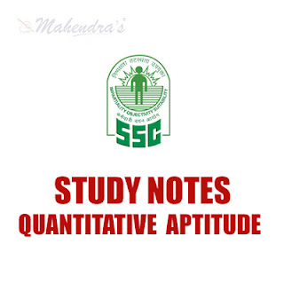 Study Notes : Percentage PDF For SSC Exams | 24.05.18