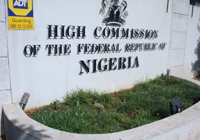 NIGERIAN HIGH COMMISSION SOUTH AFRICA