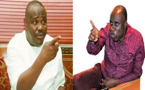 amaechi wike fighting N13billion