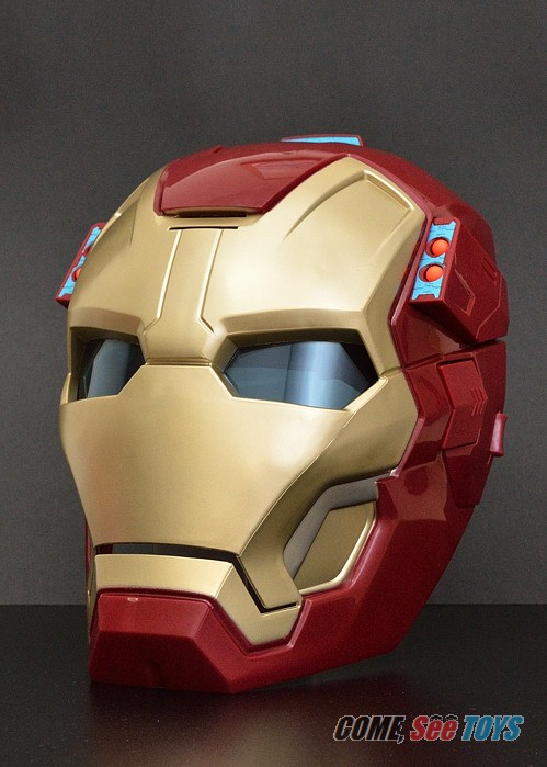 Come, See Toys: Iron Man 3 Arc FX Mission Mask