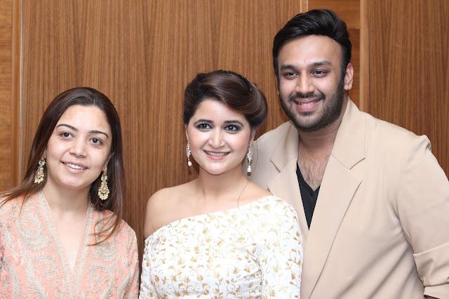 Sheetal Batra, Ankita Sareen Batra, Nikhil Thampi