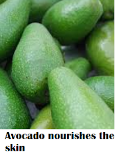 Amazing health benefits of Avocado Butter Fruit Makhanphal - Avocado nourishes the skin