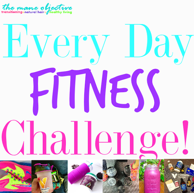 Getting My Life: The #EveryDayFitness Challenge