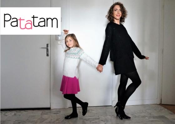 Patatam X Kookaï et H&M