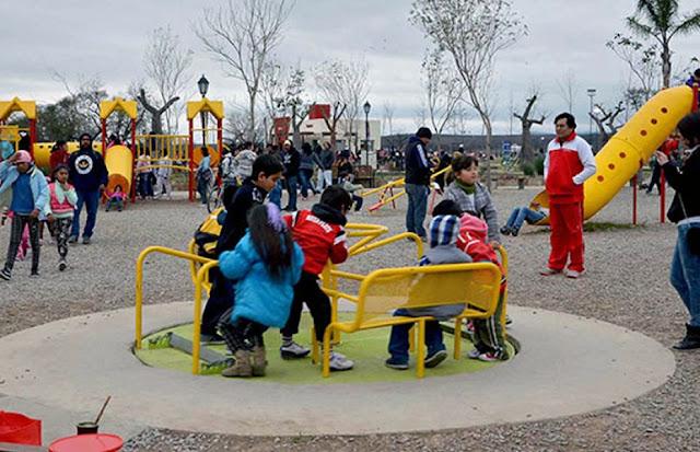 O que fazer com crianças em Salta, na Argentina