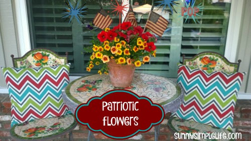 Memorial day decor,