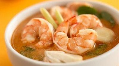Resep Sup Udang Galah Terenak