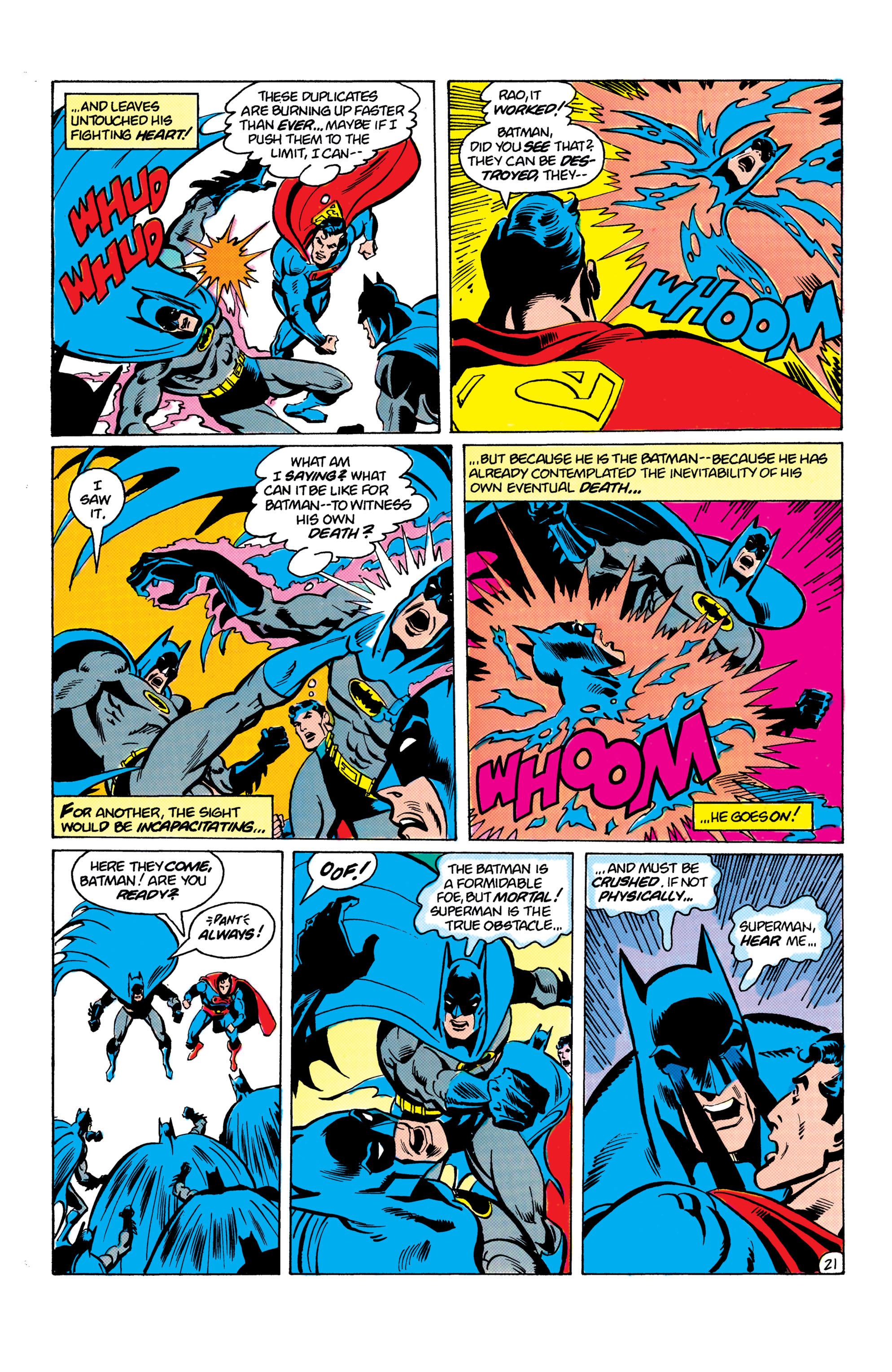 Read online World's Finest Comics comic -  Issue #288 - 22