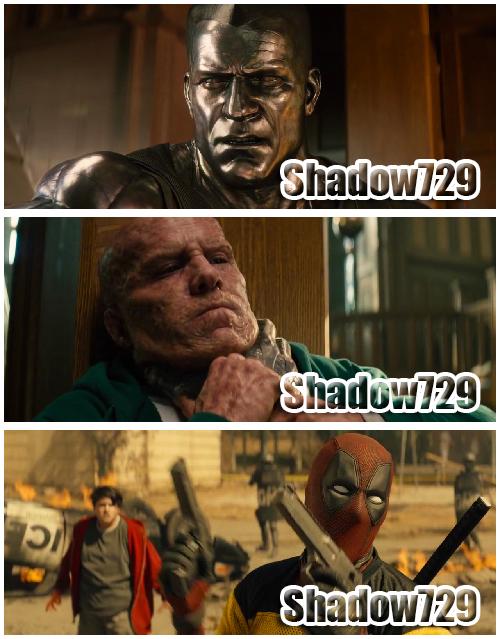 Deadpool 2 (2018) BrRip 1080p 3.07GB Dual H264 V. Extentida