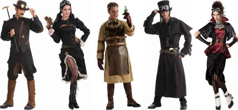 The Temp The Actress And The Writer So You Want To Dress Steampunk