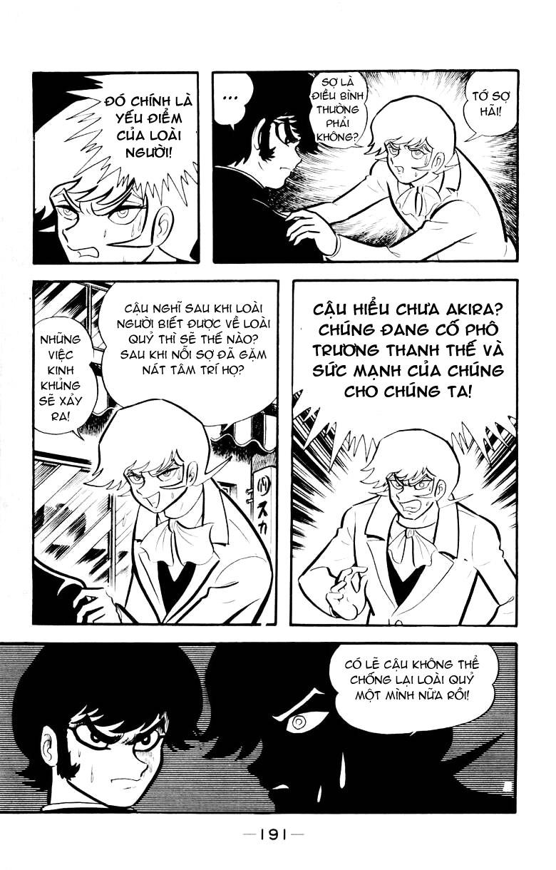 DevilMan chapter 15 trang 27