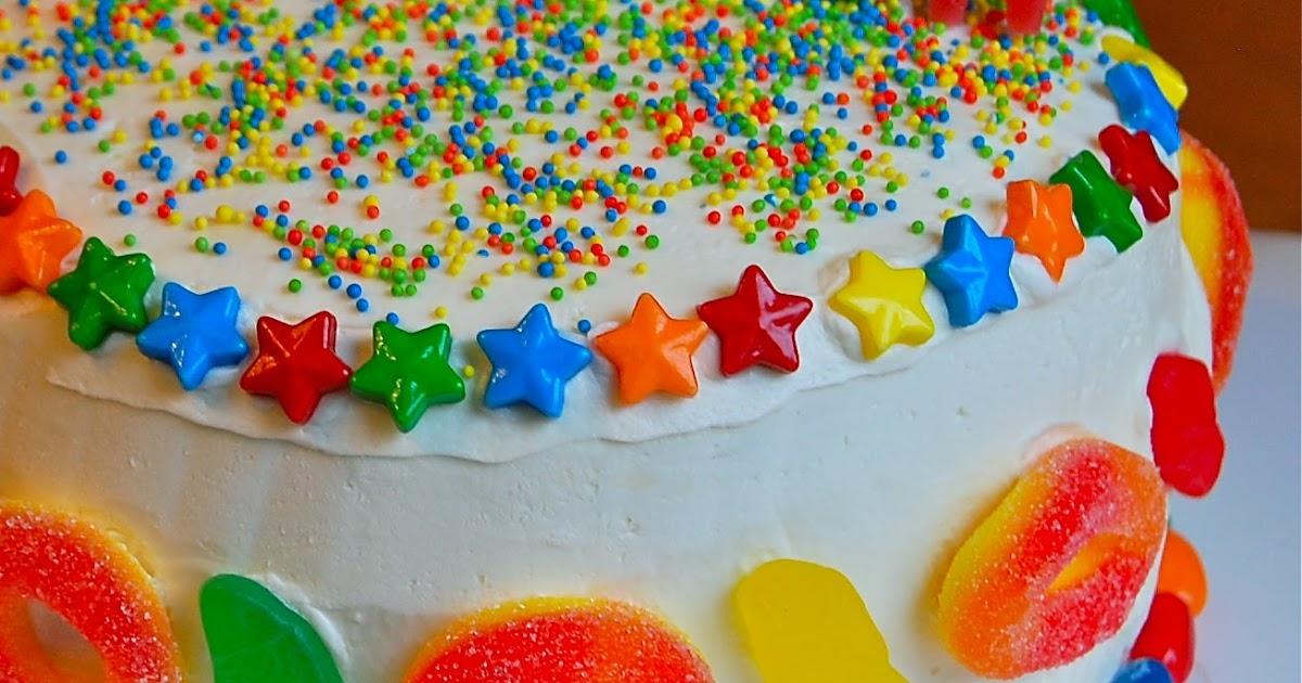 Medifast Birthday Cake