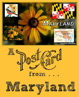 A Postcard from Maryland - Delivered to Castle View Academy