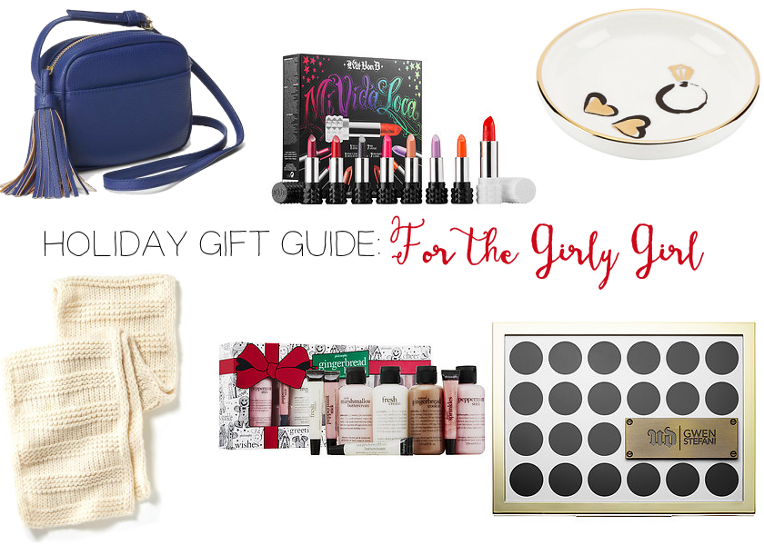 bbloggers, bbloggersca, beauty blogger, canada, gift guide, christmas, girly, makeup, sephora, old navy, gap