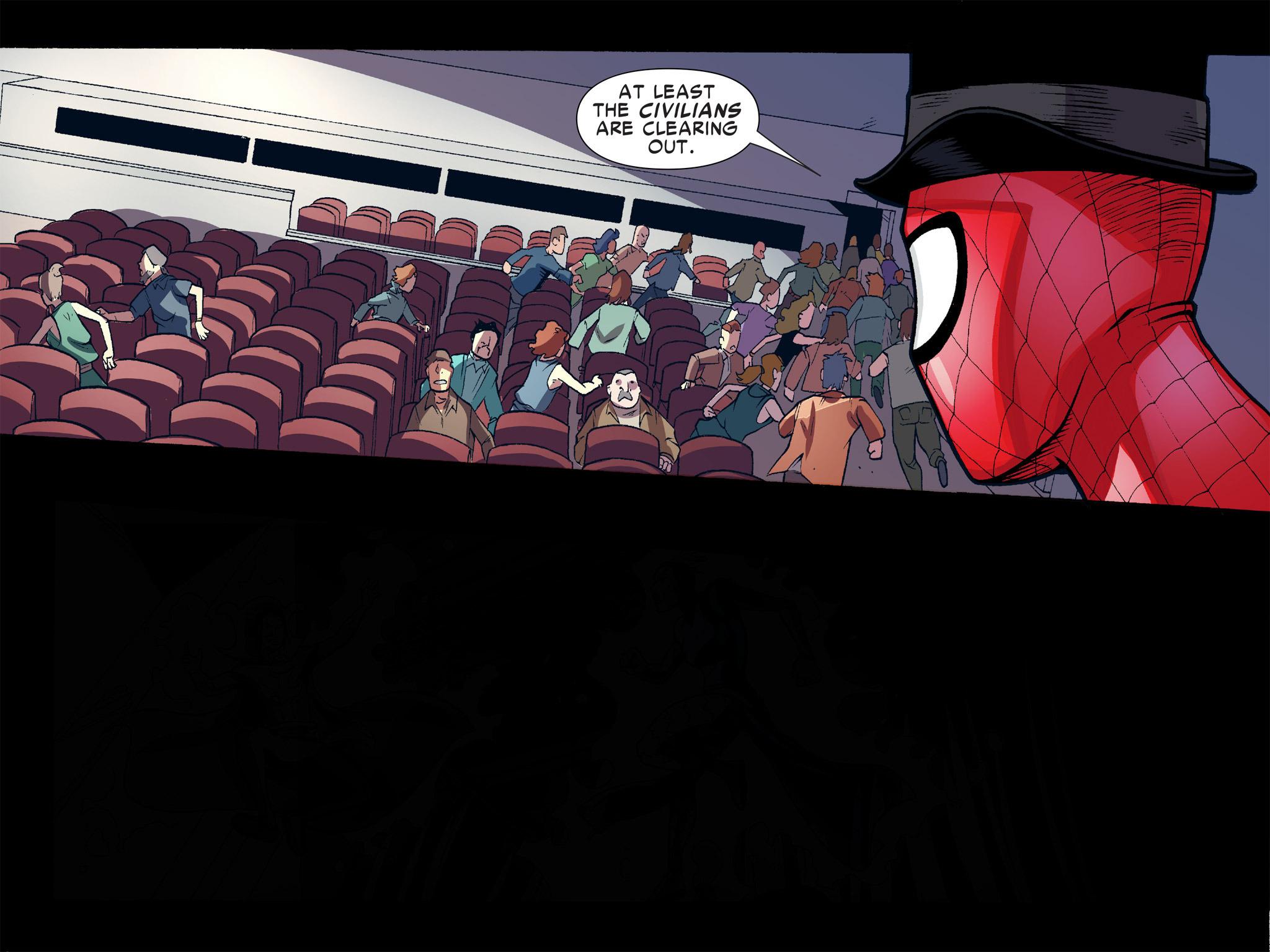 Read online Ultimate Spider-Man (Infinite Comics) (2016) comic -  Issue #10 - 8
