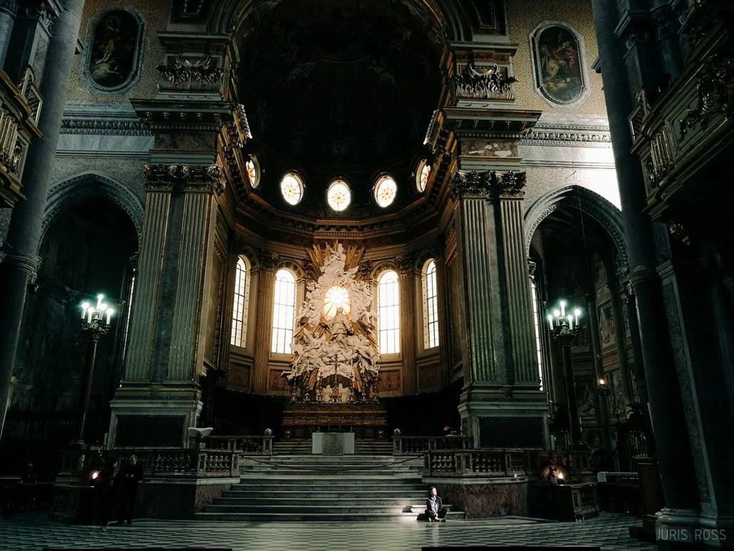 Italija Neapole bazilika