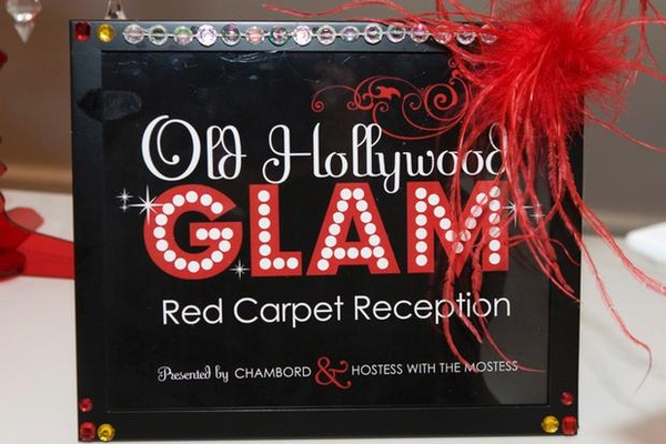 Old Hollywood Glam Party