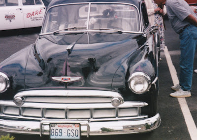 1949 Chevrolet Styleline DeLuxe 2-Door Sedan