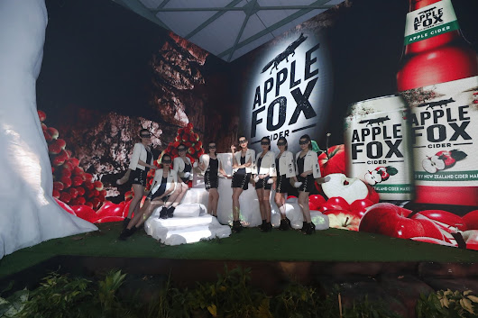 DimpleMakesPerfect.blogspot.com: Apple Fox Cider – Great-Tasting Apple Cider in Town