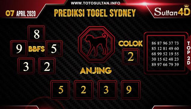 PREDIKSI TOGEL Sydney SULTAN4D