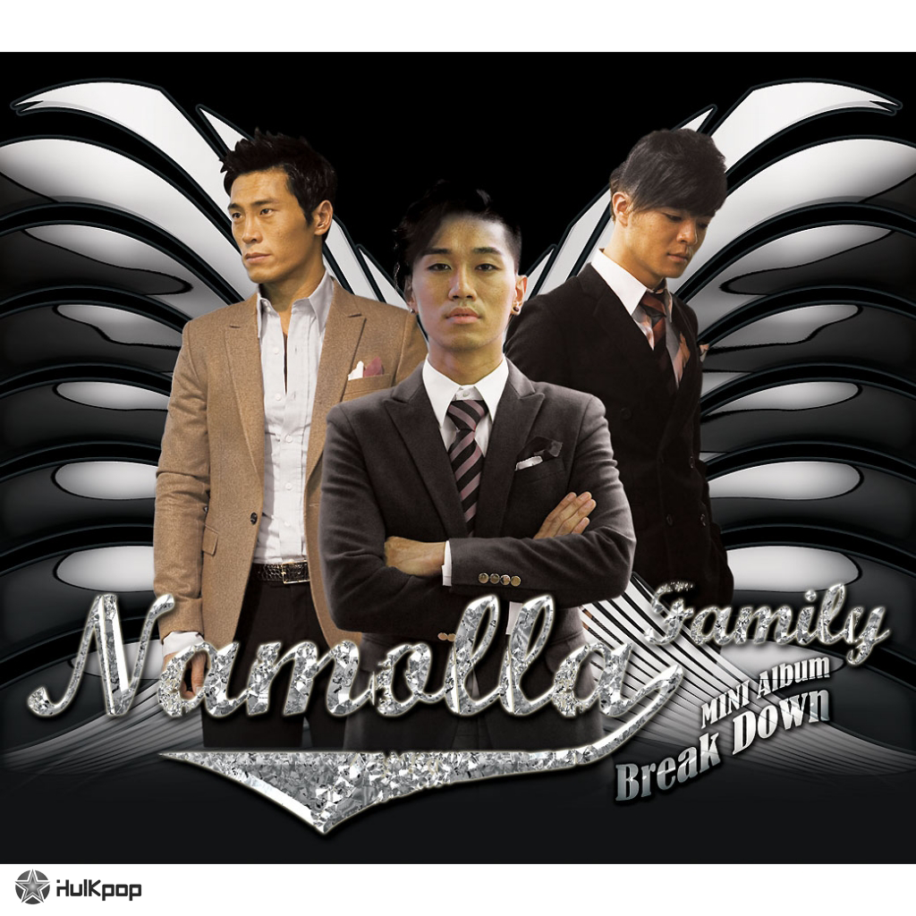 [EP] Namolla Family – Break Down