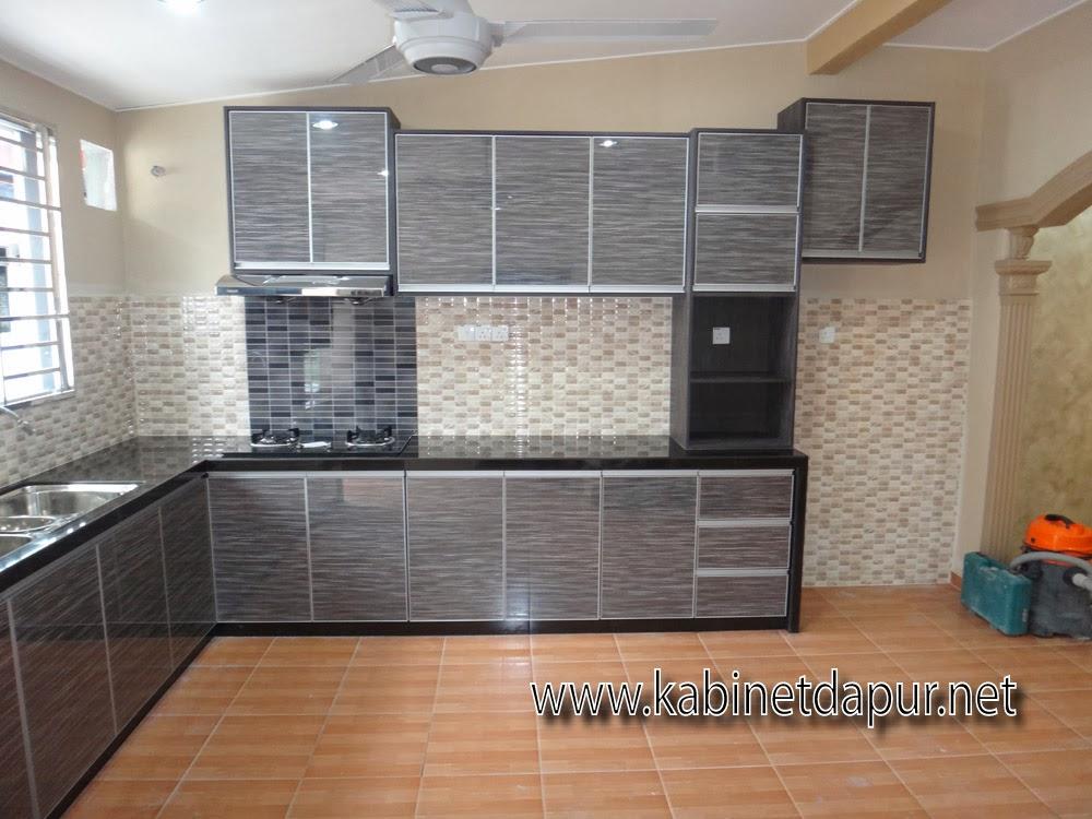 Tiles Dapur Terkini Desainrumahid