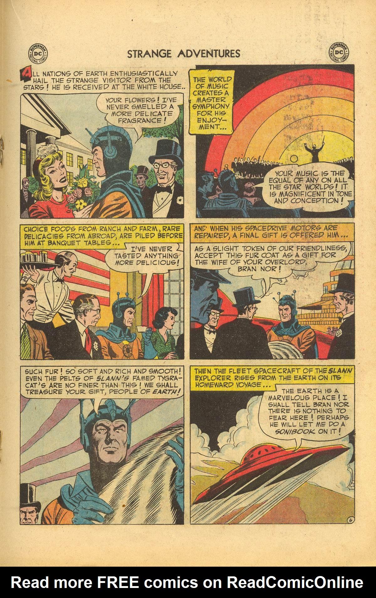 Strange Adventures (1950) issue 148 - Page 19