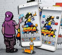 Daftar Aplikasi Pembuat Grafiti 3D Keren di Smartphone Android