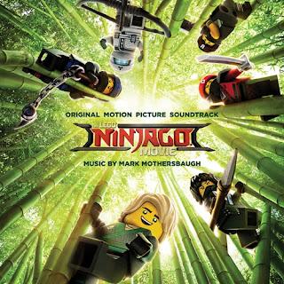the lego ninjago movie soundtracks