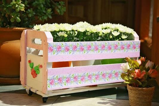 decoração com pallets