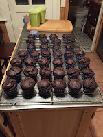 Jersey City Vegetarian Vegan Chocolate Brownies