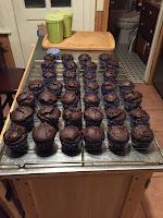 Jersey City Vegetarian Vegan Chocolate Brownies
