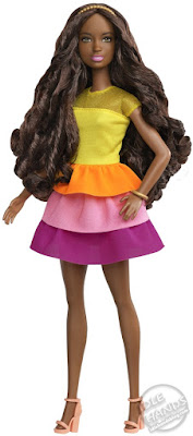 Toy Fair 2019 Mattel Barbie Ultimate Curls Hair Feature Assortment 41